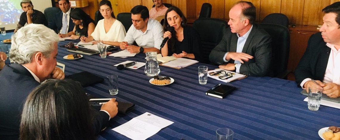 Se reunió la Comisión Nacional de la Vitivinicultura