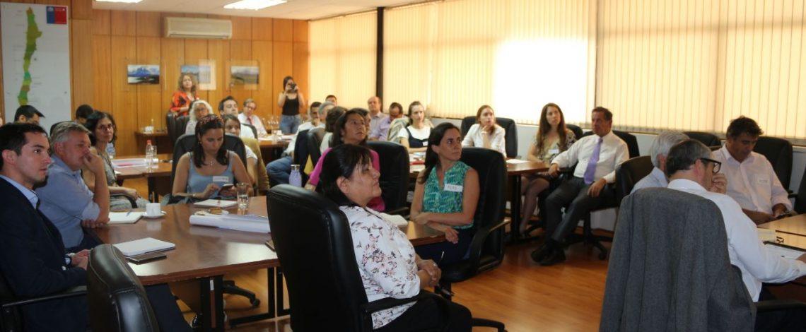 """Directora de Odepa lideró taller """"Bases para una estrategia de sustentabilidad agroalimentaria"""""""
