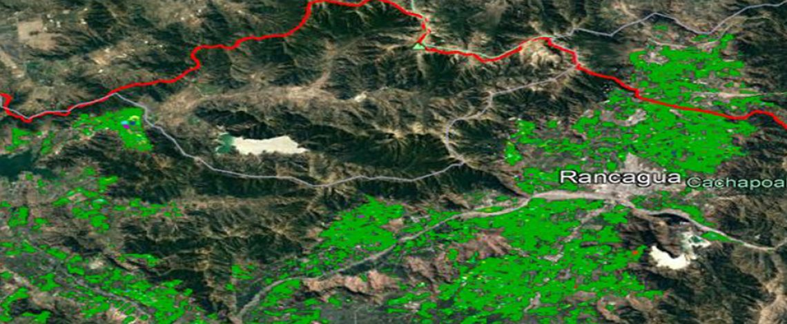 Cuencas hidrográficas y fruticultura chilena: análisis preliminar del riego y el empleo. Marzo de 2020