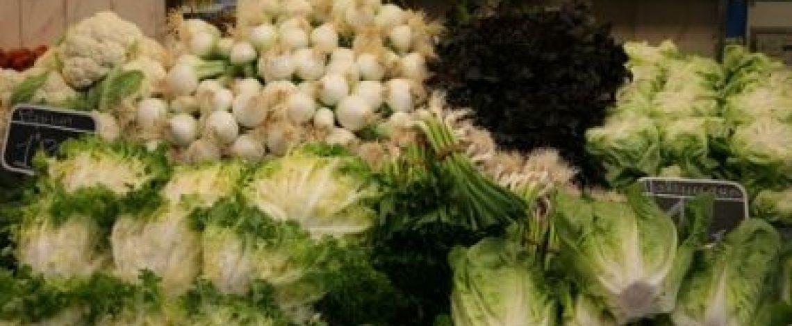 En enero-marzo de 2021 se exportaron 109,6 millones de dólares en hortalizas