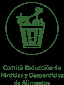Logo Comité de redcucción y Pérdidas de desperdicios