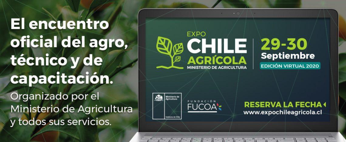 Odepa participa en el mayor encuentro del agro nacional, que este año será 100% virtual