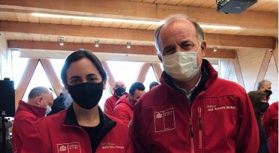 Directora de Odepa, María Emilia Undurraga, participa en el primer Gabinete Nacional del Agro en La Araucanía