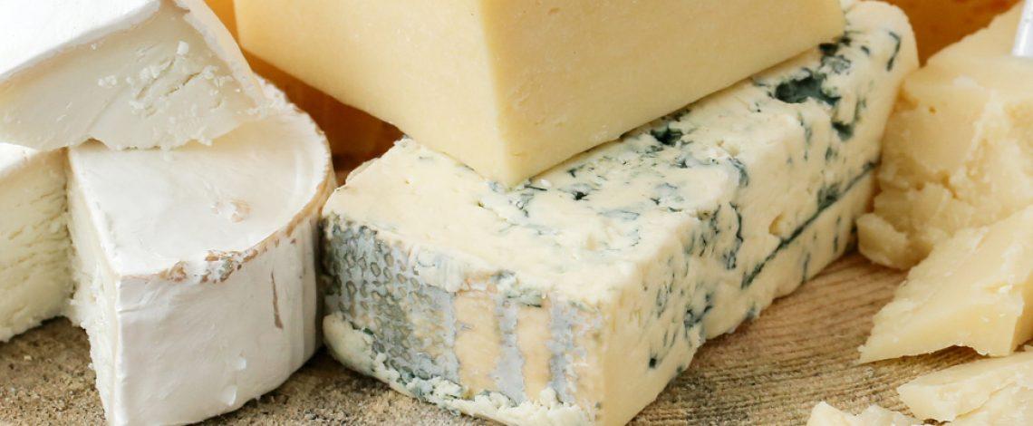 Comercio exterior de quesos, octubre 2020