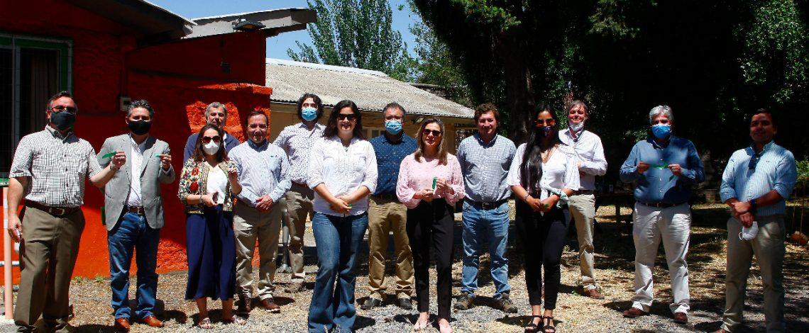 Odepa valora fundación de Cooperativa de Productores Orgánicos de Chile