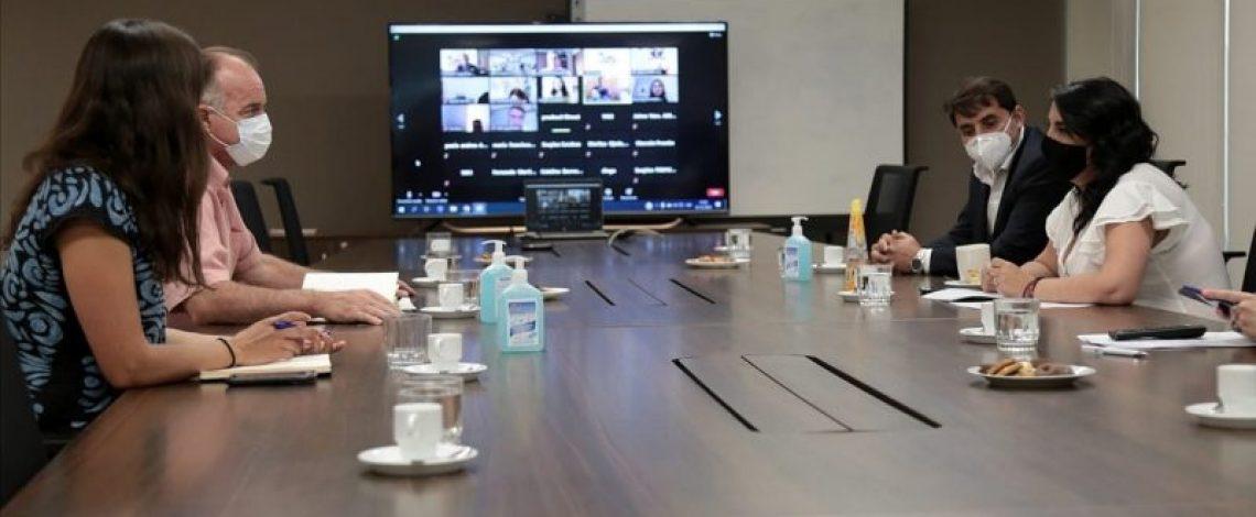 Alcaldes rurales presentaron a ministros Walker y Rubilar desafíos y oportunidades de sus territorios en ENAMUR 2020