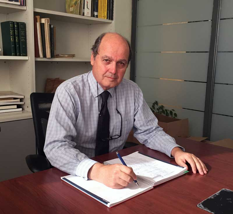 Adolfo Ochagavía - Director Nacional(s) de Odepa