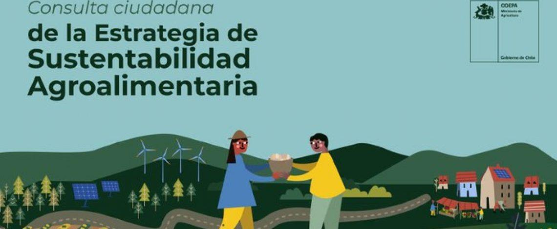 Consulta Ciudadana sobre la Estrategia de Sustentabilidad Agroalimentaria