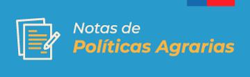 banner Notas de Políticas Agrarias