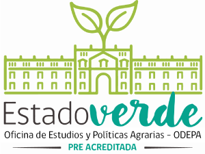 Logo de la pre-acreditación de estado Verde