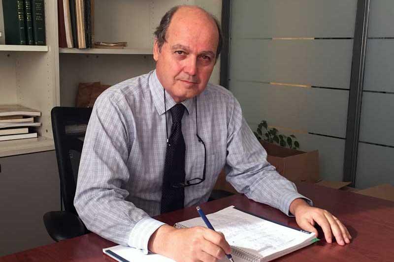 Fotografía de Adolfo Ochagavía - Sudirector Nacional de Odepa