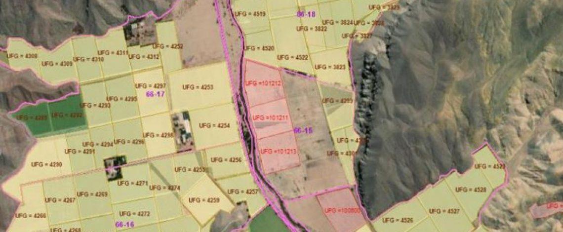 Desde la perspectiva territorial, Odepa analizó catastro frutícola en los últimos 12 años